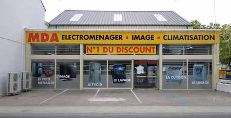 Mda electromenager web - Electromenager a prix discount ...